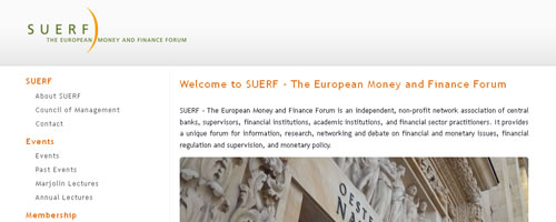 SUERF - The European Money and Finance Forum